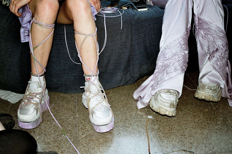 De Ubieta Calzado especulativo para River William 4