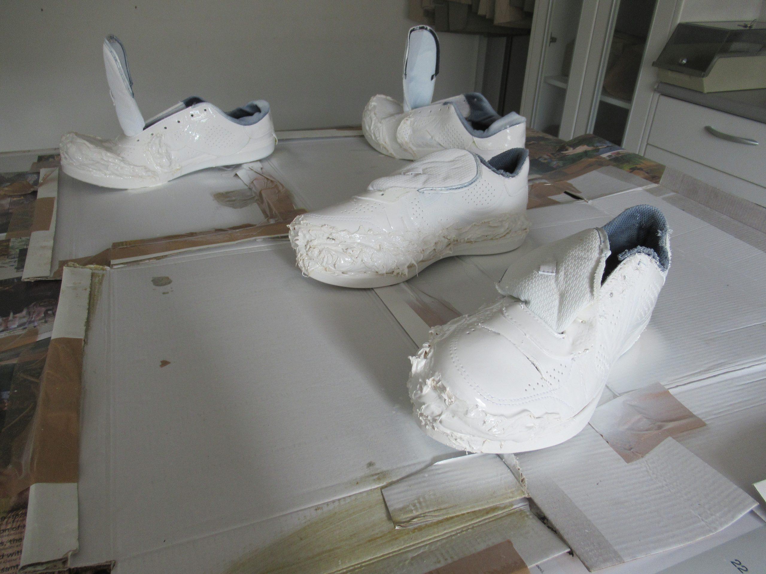 De Ubieta Calzado especulativo para Sample CM 4