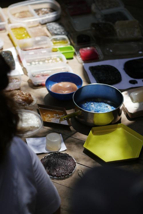 De Ubieta Autosuficiencia compartida: colectivizando los materiales. 19